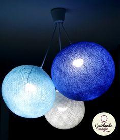Luminaire boule
