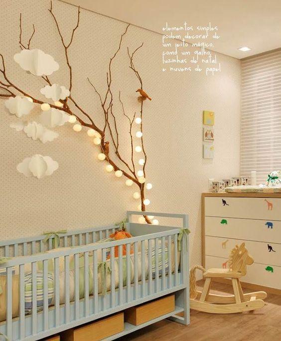 Eclairage chambre enfant - ouistitipop