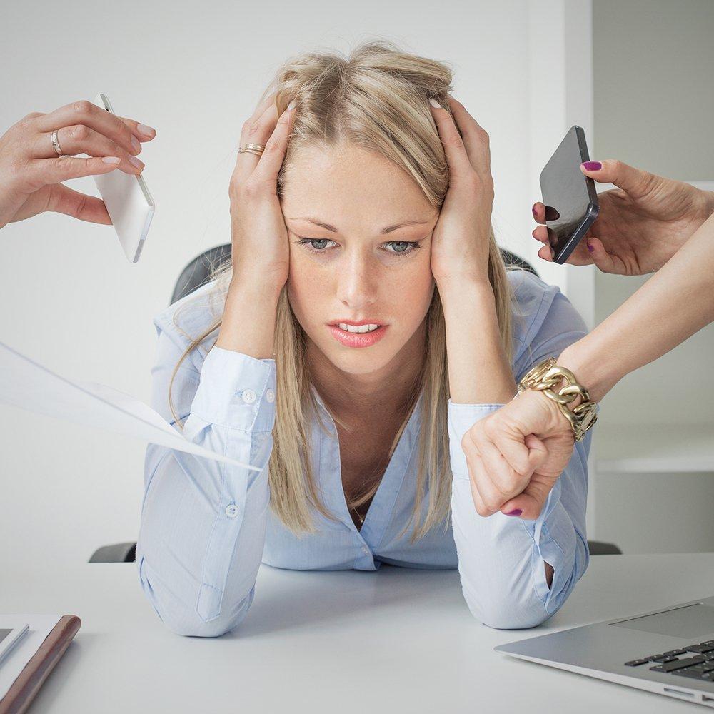 Fleurs de bach anxiété stress