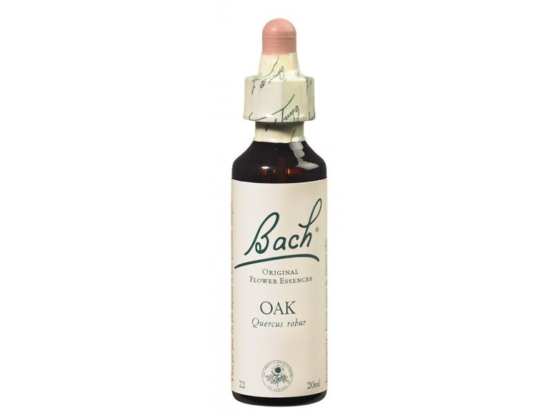 Oak fleur de bach