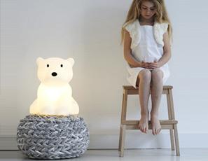 Lampe chambre de bébé