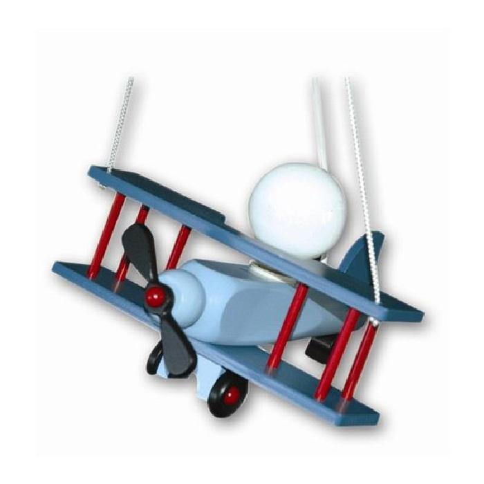 Lustre avion enfant