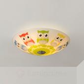 Lumiere plafond enfant